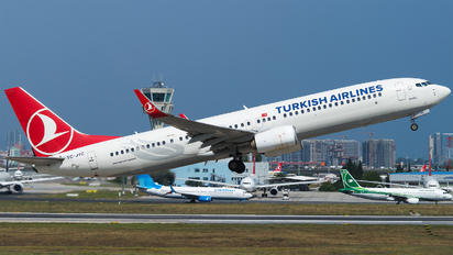 TC-JYC - Turkish Airlines Boeing 737-900ER