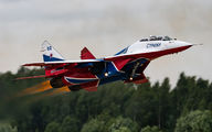 "RF-91946 - Russia - Air Force ""Strizhi"" Mikoyan-Gurevich MiG-29UB aircraft"