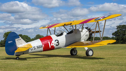 N63590 - Private Boeing Stearman, Kaydet (all models)