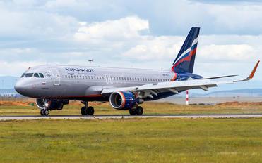 VP-BTA - Aeroflot Airbus A320