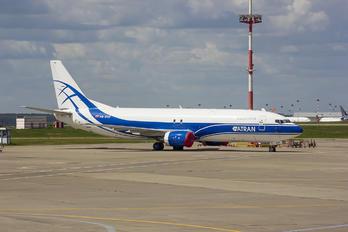 VQ-BVF - Atran Boeing 737-400F