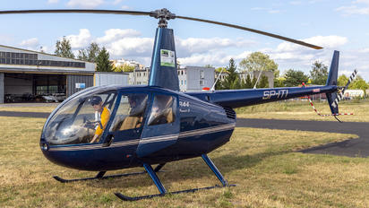 SP-ITI - Private Robinson R-44 RAVEN II