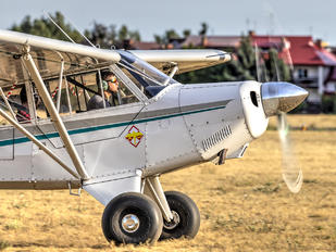 SP-TIR - Private Aviat A-1 Husky