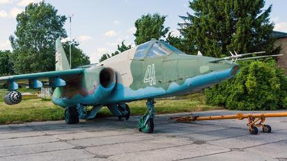 41 - Ukraine - Air Force Sukhoi Su-25K