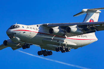 P-913 - Air Koryo Ilyushin Il-76 (all models)