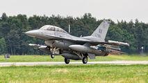 90-0796 - USA - Air Force Lockheed Martin F-16D Fighting Falcon aircraft