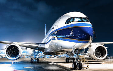 B-308T - China Southern Airlines Airbus A350-900