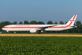PK-GIK - Garuda Indonesia Boeing 777-300ER