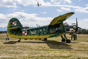 SP-MLP - Private Antonov An-2