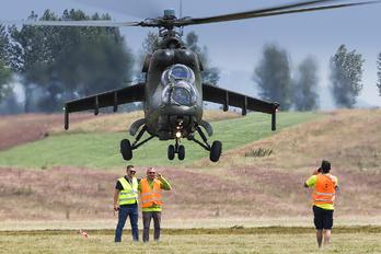 460 - Poland - Army Mil Mi-24D