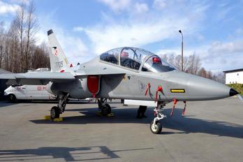 7705 - Poland - Air Force Leonardo- Finmeccanica M-346 Master/ Lavi/ Bielik