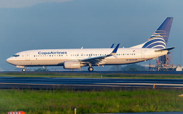 HP-1843CMP - Copa Airlines Boeing 737-800