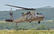 7639 - Slovakia -  Air Force Sikorsky UH-60M Black Hawk aircraft