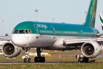 EI-LBR - Aer Lingus Boeing 757-200