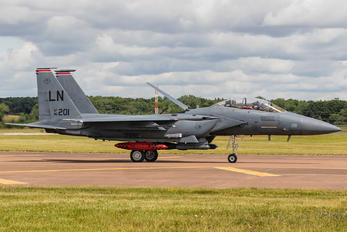96-0201 - USA - Air Force Boeing F-15E Strike Eagle