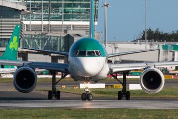 EI-LBS - Aer Lingus Boeing 757-200WL