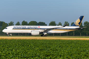 9V-SMT - Singapore Airlines Airbus A350-900