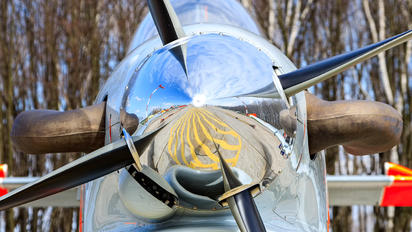 "031 - Poland - Air Force ""Orlik Acrobatic Group"" PZL 130 Orlik TC-1 / 2"