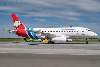 RA-89088 - Yamal Airlines Sukhoi Superjet 100LR