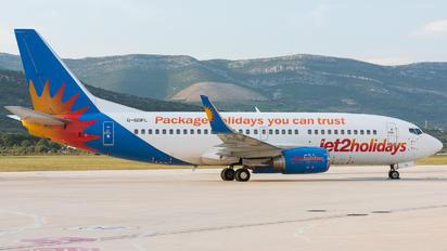 G-GDFL - Jet2 Boeing 737-300