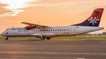 YU-ALP - Air Serbia ATR 72 (all models) aircraft