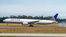 N2243U - United Airlines Boeing 777-300ER aircraft
