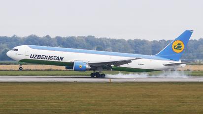 UK67001 - Uzbekistan Airways Boeing 767-300ER