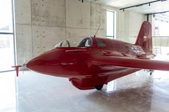 D-1636 - Messerschmitt Stiftung Messerschmitt Me.163 Komet