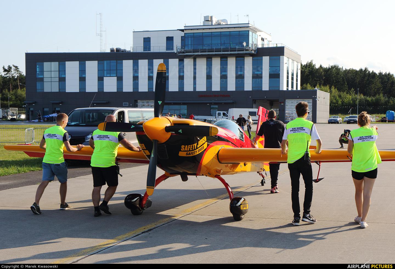 Private OO-SDJ aircraft at Gdynia- Babie Doły (Oksywie)