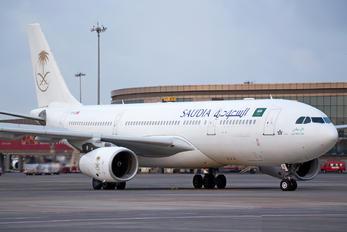 TC-OCI - Saudi Arabian Airlines Airbus A330-200