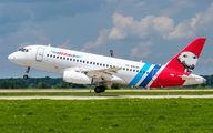 RA-89090 - Yamal Airlines Sukhoi Superjet 100LR aircraft
