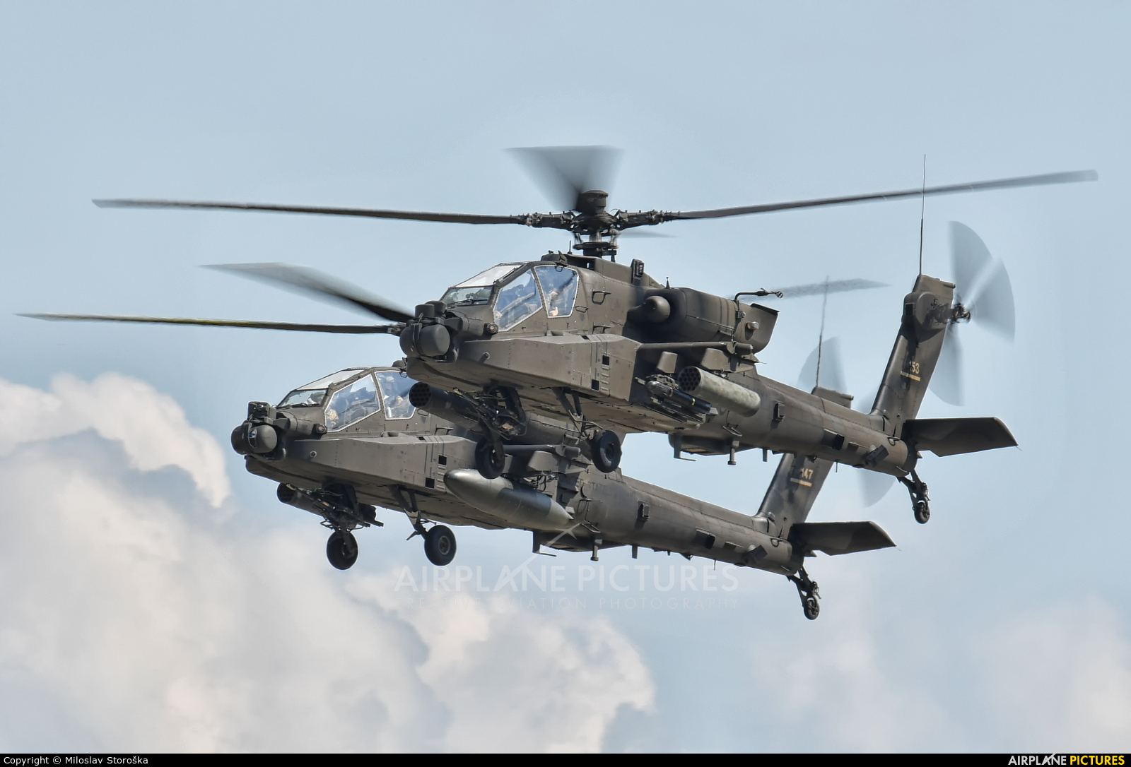 USA - Army 73153 aircraft at Sliač