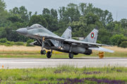 "37 - Russia - Air Force ""Russian Knights"" Mikoyan-Gurevich MiG-29 aircraft"