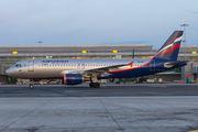 VQ-BIV - Aeroflot Airbus A320 aircraft