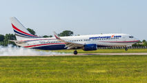 N624XA - SmartWings Boeing 737-800 aircraft
