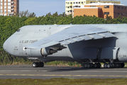 87-0043 - USA - Air Force Lockheed C-5B Galaxy aircraft