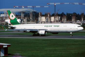 B-16107 - EVA Air Cargo McDonnell Douglas MD-11F