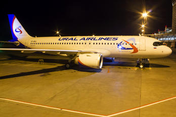 VP-BRX - Ural Airlines Airbus A320 NEO