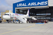 First Airbus A320neo for Ural Airlines title=