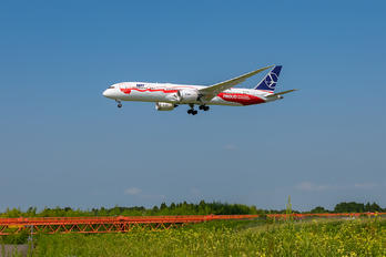 SP-LSC - LOT - Polish Airlines Boeing 787-9 Dreamliner