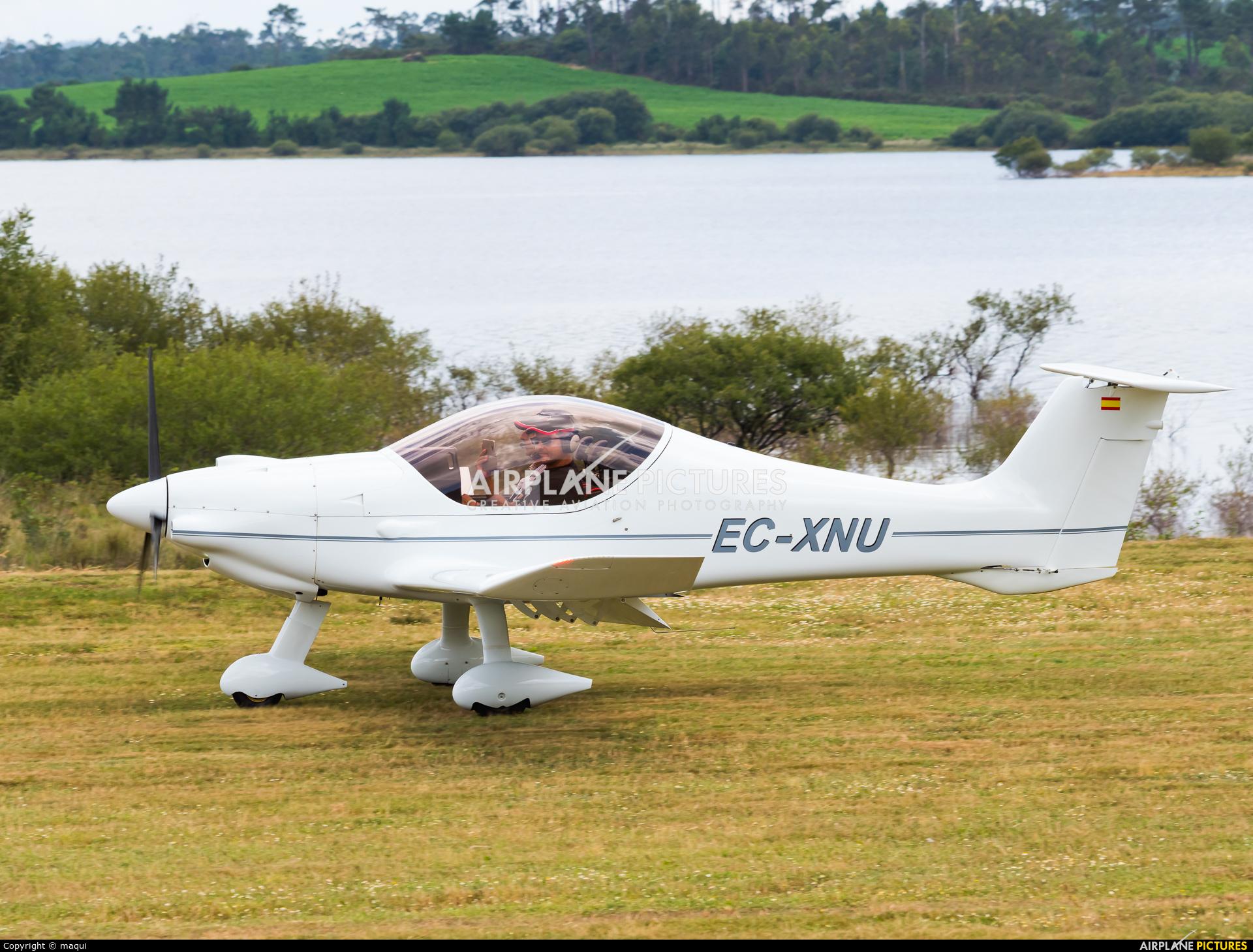 Private EC-XNU aircraft at Aerodromo De Mazaricos
