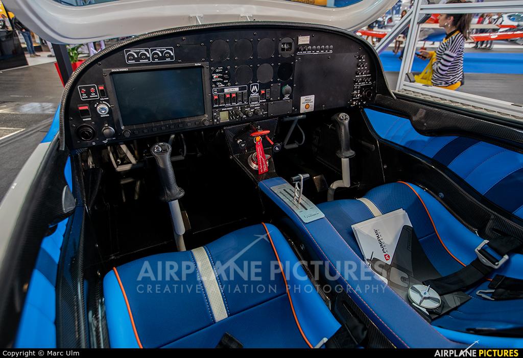 Private HA-XEL aircraft at Friedrichshafen