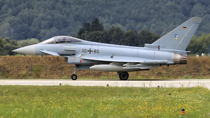 30+80 - Germany - Air Force Eurofighter Typhoon S