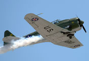 N9820C - American Airpower Heritage Museum (CAF) North American Harvard/Texan mod Zero aircraft