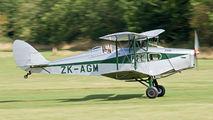 ZK-AGM - Private de Havilland DH. 83 Fox Moth aircraft