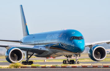 VN-A889 - Vietnam Airlines Airbus A350-900
