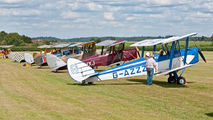 G-AZZZ - Private de Havilland DH. 82 Tiger Moth aircraft