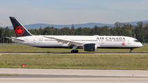 C-FRTU - Air Canada Boeing 787-9 Dreamliner aircraft