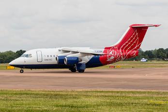 G-ETPK - QinetiQ British Aerospace BAe 146-100/Avro RJ70