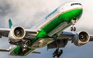 B-16721 - Eva Air Boeing 777-300ER aircraft